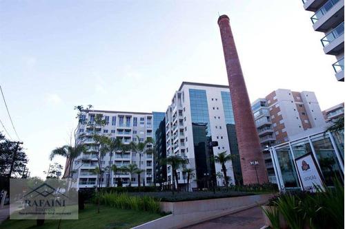 Apartamento Com 3 Dormitórios À Venda, 203 M² Por R$ 2.000.000,00 - Mooca (zona Leste) - São Paulo/sp - Ap0652