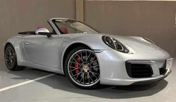 Porsche 911 2017 2p Carrera S Cabriolet H6/3.0/t Pdk