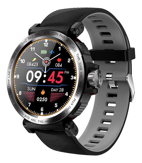 Senbono S18 Relógio Inteligente Pulseira À Prova D