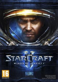 Pc / Mac - Star Craft Ii Wings Of Liberty - Juego Fisico