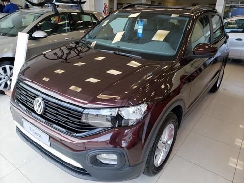 Volkswagen T-cross 1.6 Trendline Mt 0 Km 2021