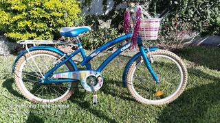Bicicleta Infantil Nena Olmo Tiny Dancers Rod20 -star Cicler
