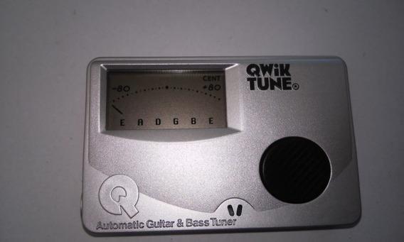 Afinador Automático P/ Instrumentos De Corda Qwik Tune Qt15