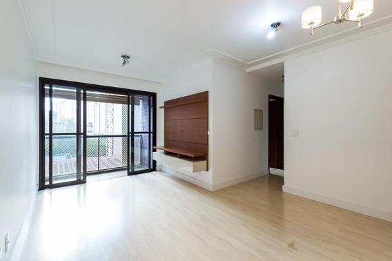 Apartamento No 2º Andar Com 2 Dormitórios E 2 Garagens - Id: 892955738 - 255738