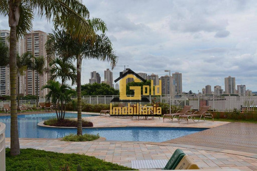 Apartamento Com 2 Dormitórios À Venda, 84 M² Por R$ 430.000,00 - Jardim Botânico - Ribeirão Preto/sp - Ap1617