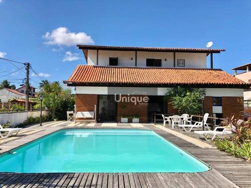 Casa À Venda, 521 M² Por R$ 850.000,00 - Centro - São Pedro Da Aldeia/rj - Ca0713