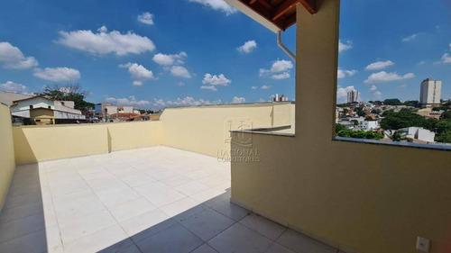Cobertura Com 2 Dormitórios À Venda, 110 M² Por R$ 390.000,00 - Vila Marina - Santo André/sp - Co5464