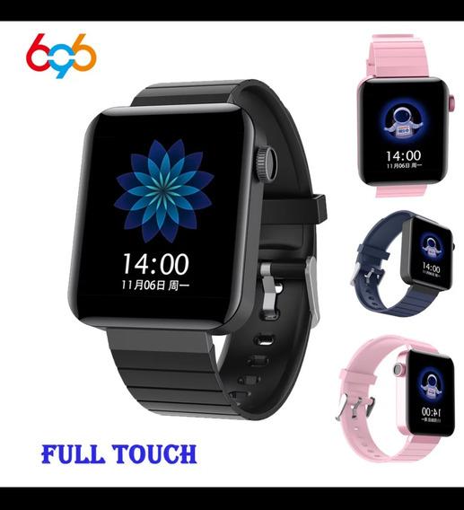 Relógio Watch M Smart Multifunções Lançamento 2020 P8 F10
