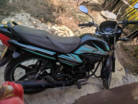 Honda Splendor Nxg Negra (buen Estado)