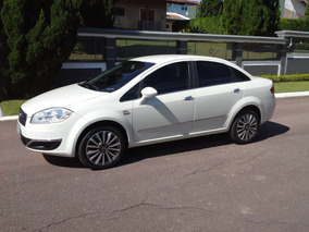 Fiat Linea 1.8 16v Absolute Flex Dualogic 4p 2015
