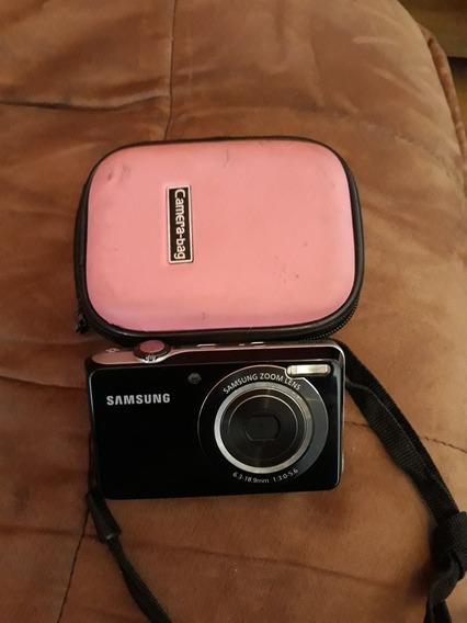Câmera Fotográfica Antiga Samsung Zoom Lens