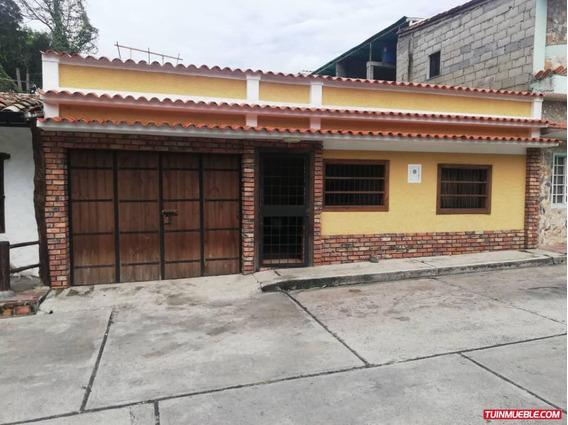 Casa Venta Sabaneta Tovar Merida Rah 20-1757 F.f