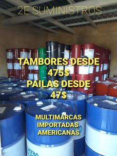 Aceite Diesel Mineral Sae 50 / 15w40 / 20w50 Tambor Pailas