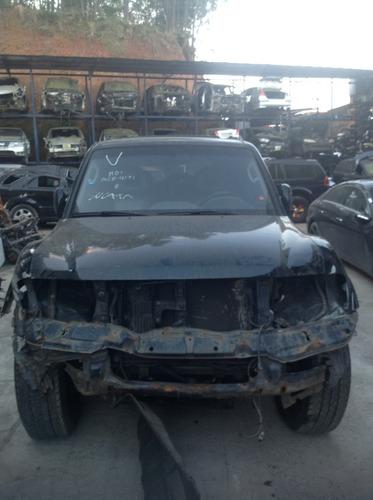 Sucata Peças Acessórios Mitsubishi Pajero Gls 2002 165cv