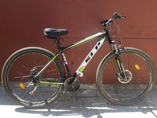 Bicicleta Slp 10 Pro R29 Shimano 21v Disco Igual A Nueva