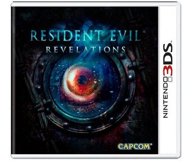 Jogo Resident Evil: Revelations 3ds Lacrado