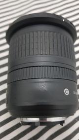 Lente Nikon 10-24 Dx Ultrawide
