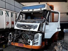 Volvo Fm 370 6x2 Ano 2011/2011 Batido