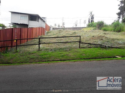Condomínio Represinha- Ótimo Terreno, Pronto Para Construir! - Te0976