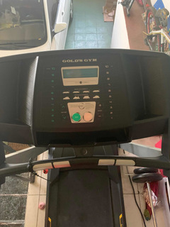 Caminadora Electrica Y Plegable Gold Gym Valorada En1000000