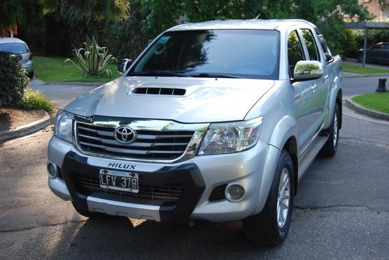 Toyota Hilux Srv 4x4 Tdi Aut 2012!!