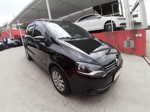 Volkswagen Spacefox 1.6 Trend Total Flex 5p 2012