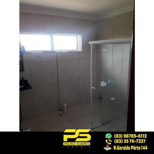Cobertura Com 3 Dormitórios À Venda, 228 M² Por R$ 330.000 - Mangabeira - João Pessoa/pb - Co0028