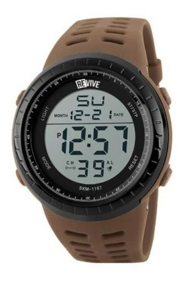 Reloj Revive Kr0714 Marrón Hombre
