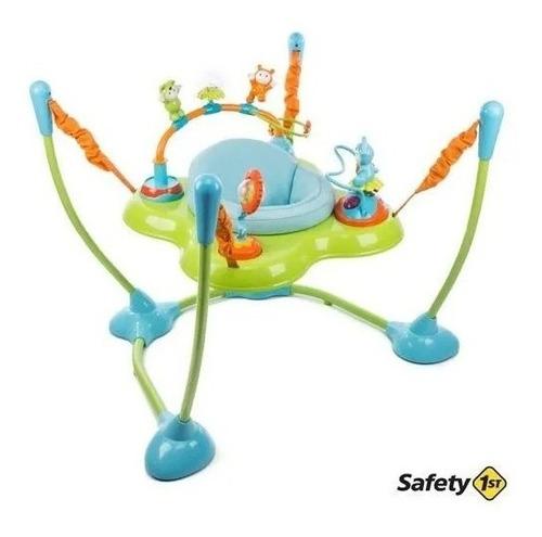 Jumper Play Time Com Função Pula-pula Azul Safety 1st
