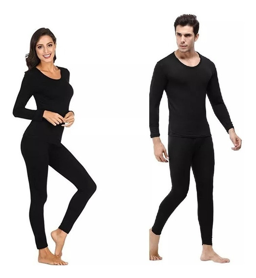 Conjunto Térmico Calça E Blusa Termica Frio Intenso Forrada