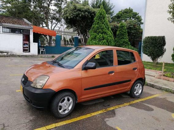 Kia Picanto Carro Familiar