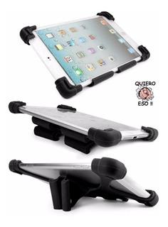 Funda Tablet Silicona Antigolpe 9 10 11 iPad Samsung Coby