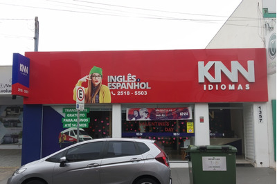Inglês, Espanhol Knn Idiomas Indaiatuba
