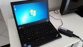 Notebook Lenovo Thinkpad X230 12.5 I5 4gb 500gb Hd Tela Ips