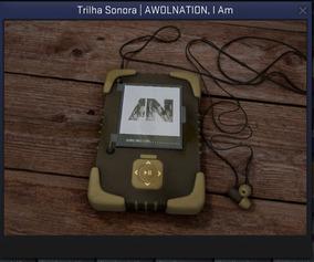 Trilha Sonora Awolnation, I Am - Csgo Skin