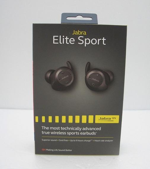 Jabra Elite Sport True Wireless Fitness Earbuds Vitrine!