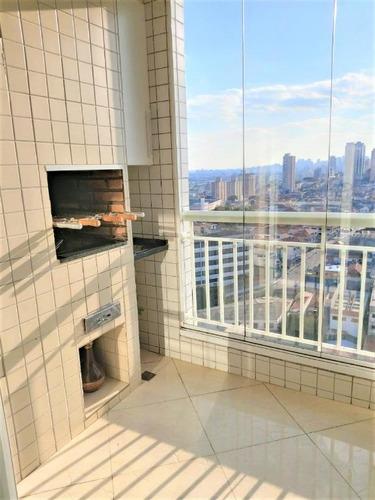 Apartamento À Venda, 78 M² Por R$ 647.000,00 - Vila Paiva - São Paulo/sp - Ap9477