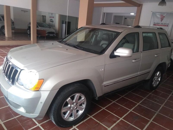 Jeep Grand Cherokee Limited 3.0 Crd 2008