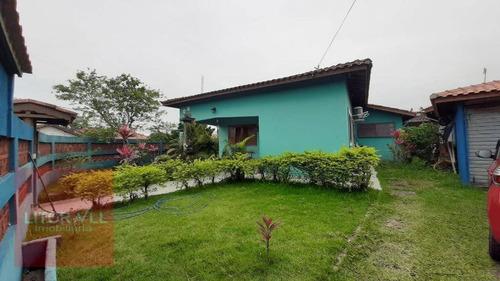 Imagem 1 de 30 de Casa Com 3 Dormitórios À Venda, 132 M² Por R$ 320.000,00 - Jardim Corumbá - Itanhaém/sp - Ca1675