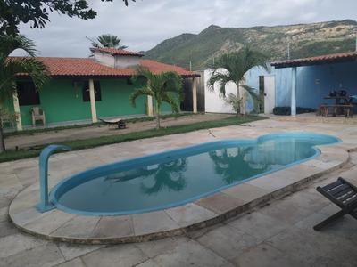 Casa / Sítio No Pé Da Serra Da Pacatuba-ce
