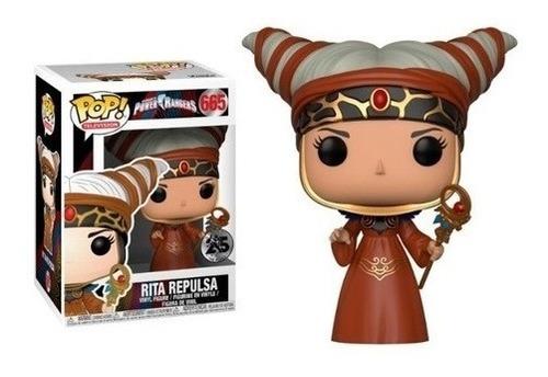 Funko Pop! Power Rangers # Rita Repulsa 665 Original