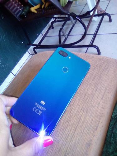 Xiaomi Mi8 Lite Aurora Blue