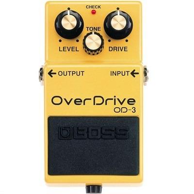 Pedal Over Driver Para Guitarra Od-3 - Boss