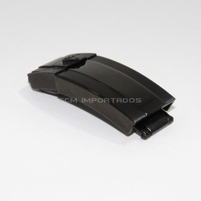 Fecho Para Pulseiras Relógio Rolex Preto - Alta Qualidade