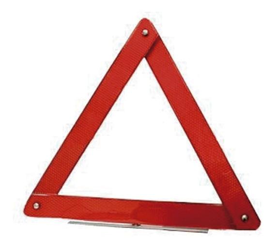 Triangulo Segurança Para Veiculos Universal Todos Modelos