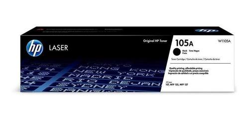 Cartucho De Toner Hp 105a Negro Original Laserjet W1105a