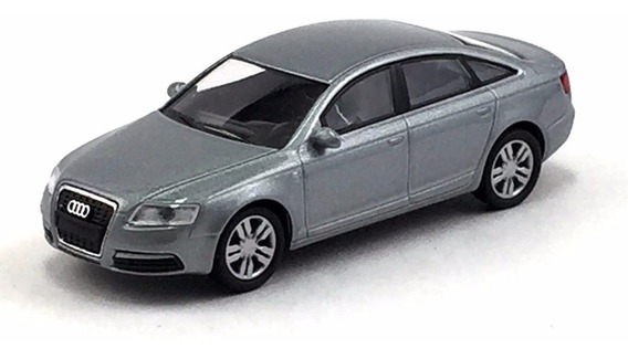 Kyosho Audi S6 Cinza R23 1/64 Loose