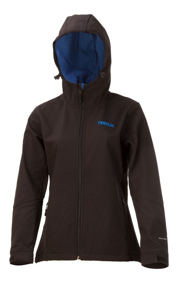 Campera Mujer Softshell Nexxt Performance Windham