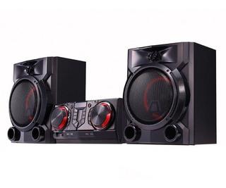 Equipo Lg Mini Cj65 900 Watts