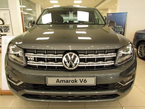 Volkswagen Amarok V6 3.0 Highline 4x4 At 0 Km 2021